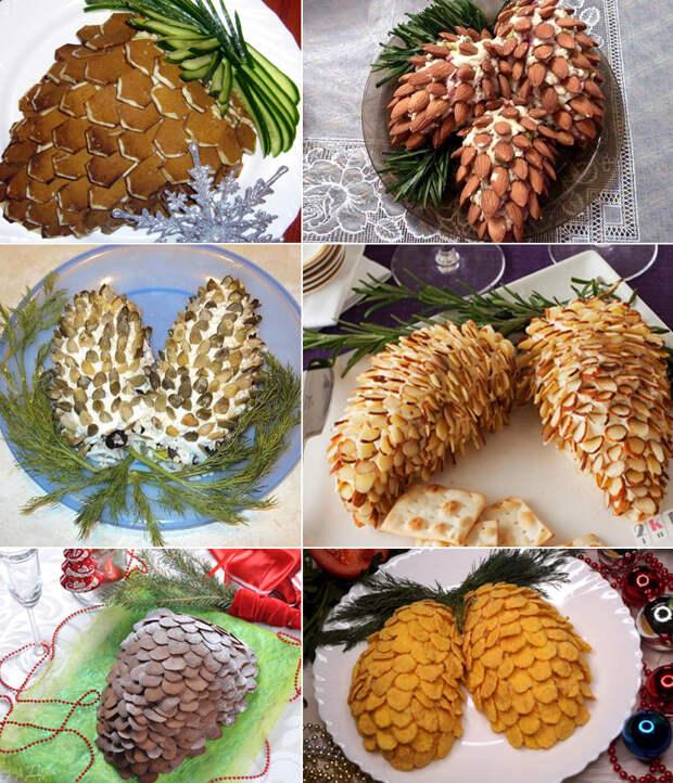 вкусные новогодние салаты