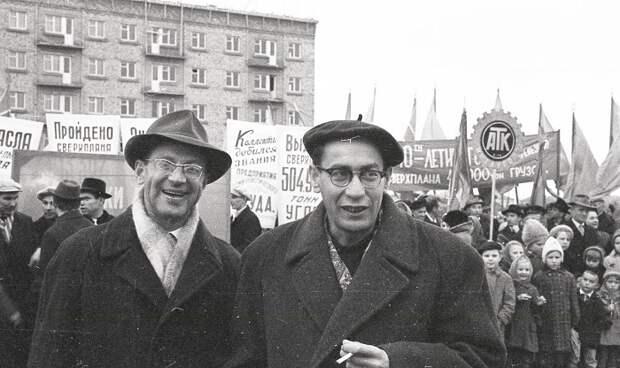 Трагедия Фридов – «лагерных придурков», написавших сценарий советского «Шерлока Холмса» и других культовых фильмов