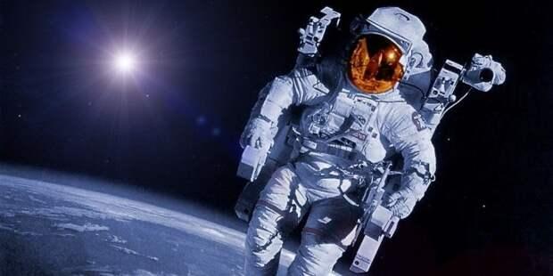 Приятного аппетита, астронавты...!))