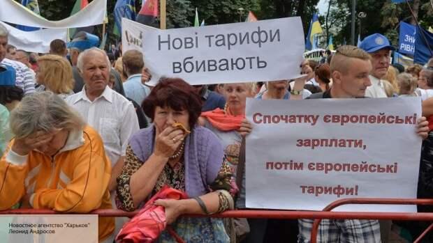 Спивак заявил, что осенью на Украине может возникнуть революционная ситуация
