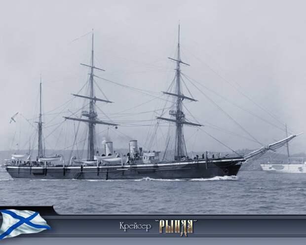 """Крейсер """"Варяг"""". Бой у Чемульпо 27 января 1904 года. 1,2 части"""