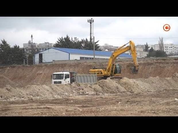 Первая очередь строительных работ в индустриальном парке должна завершиться в 2022 (СЮЖЕТ)