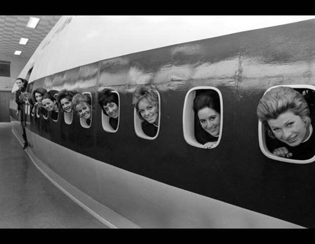 Золотой век воздушных перелетов