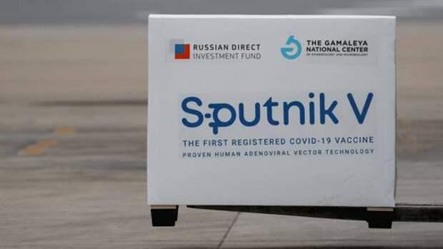 Индия стала 60-й страной, разрешившей использование российской вакцины Sputnik V
