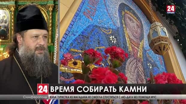 Ремонт и реставрация исторического наследия. Отец и сын взялись помогать русским святыням