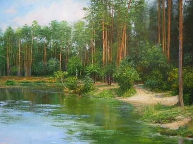 художник Ирина Попова картины – 08