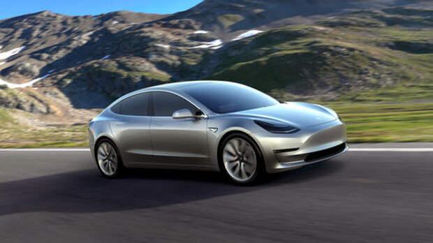 Tesla Model 3 становится бестселлером