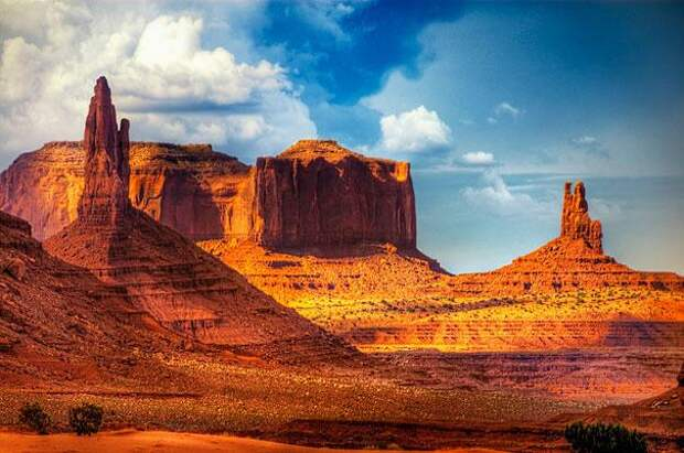 Долина монументов (США) (3)