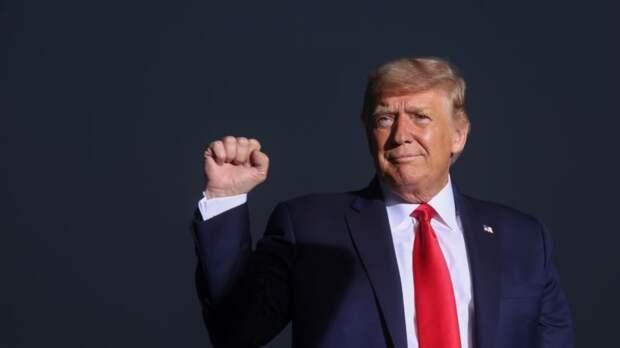 Трамп пообещал быстрое возрождение экономики
