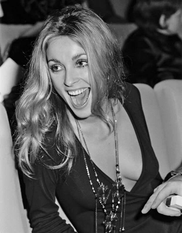 Французская Ривьера, знакомые лица, 1960-1970-е