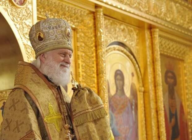 Митрополит Таллинский и всея Эстонии Евгений: Церковь будет существовать до скончания веков