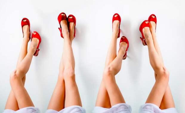 Как правильно ухаживать на ногами?