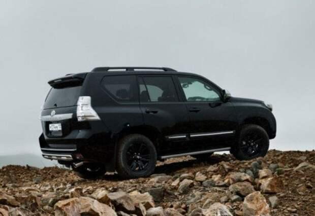 Обновленный Toyota LC Prado приехал в Россию и Белоруссию
