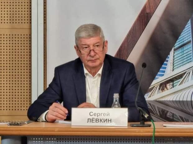 Левкин: Реновация позволяет создать в Москве городскую среду нового формата. Фото: АГН «Москва»