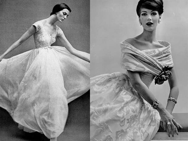 Платья от Жака Гриффа.