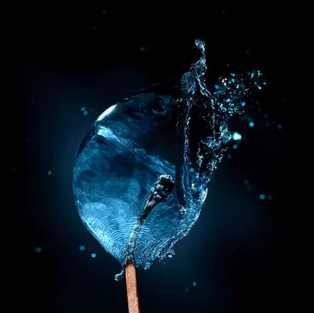 20 лучших фотоманипуляций с водой
