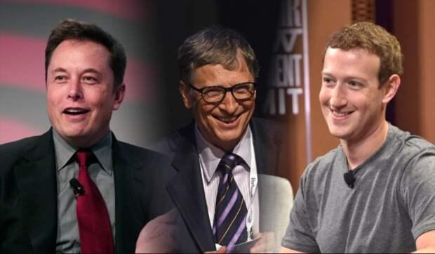 Что скрывают известные миллиардеры: правдивые истории людей, изменивших мир
