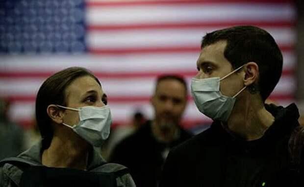Коронавирус в США: университеты стали новыми центрами распространения эпидемии
