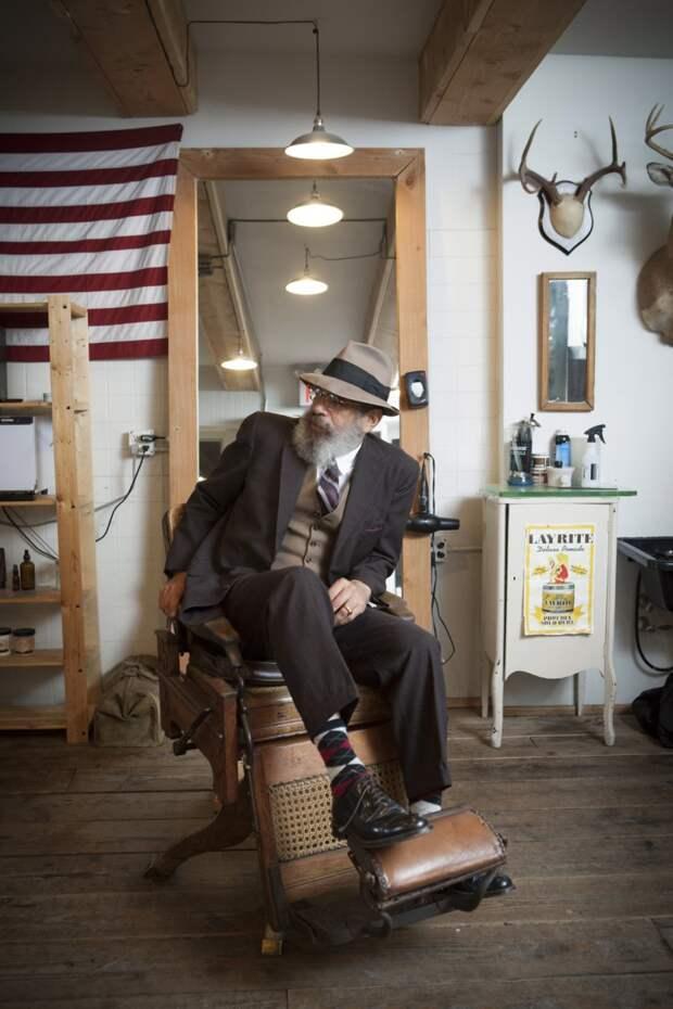 Портреты современных денди: модники и мужчины-павлины от Роуз Каллахан