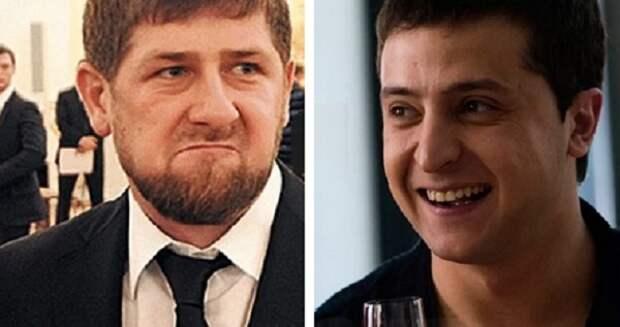 Кадыров пообещал Геращенко «чувствительный ответ»