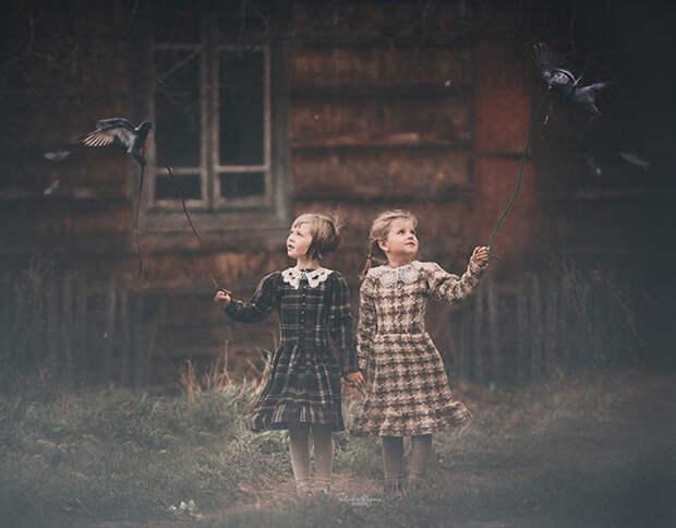 Фотограф Катажина Олешьюк-Станевич (Katarzyna Olesiejuk Staniewicz), Польша.