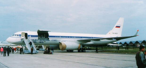 """Неизвестные проекты: Як-42 как """"грузовик"""""""