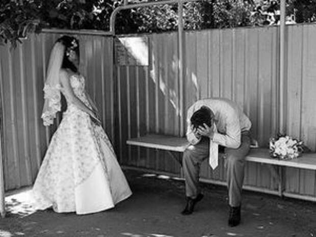 Молодожен за убийство ушедшей после свадьбы в запой супруги получил 13 лет