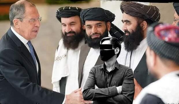 Почему запрещённая в России организация «Талибан» свободно прибыла на переговоры в Москву?