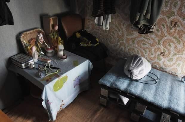 Как выглядят дома беженцев в Кале