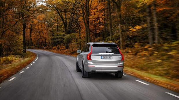Volvo XC90 T8 с «допингом»: сильнейший в истории