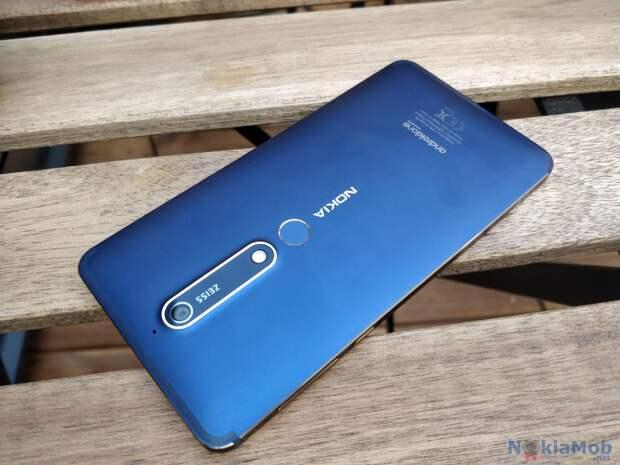 На российском рынке появился бюджетный смартфон Nokia 1.4 за 7,99 тысяч рублей