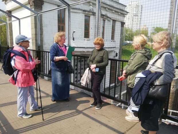 Экскурсия по каналу имени Москвы пройдет в Северном Тушине