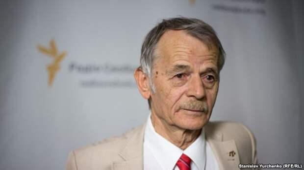 Джемилев просит выделить часть Херсонской области для создания АР Крым