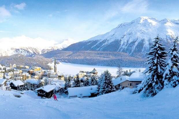 Лучшие горнолыжные курорты мира в подборке консьерж-компании RS TLS Банка Русский Стандарт