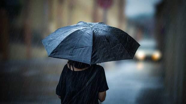В Москве 20 апреля похолодает и пройдут дожди