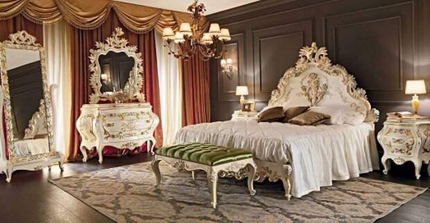 Спальня королевы