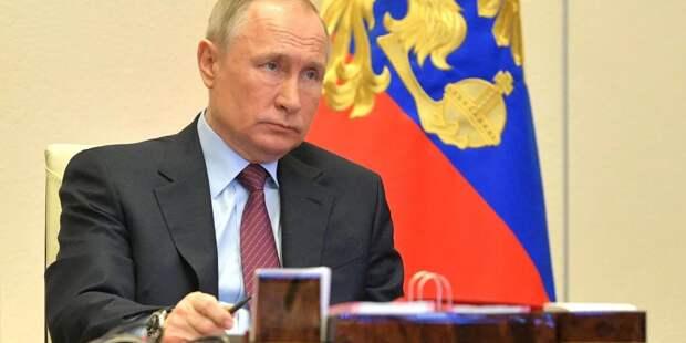 Путин и Совбез обсудили ситуацию в Нагорном Карабахе