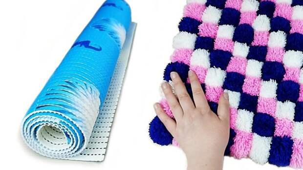 Полезное использования простого коврика для душа