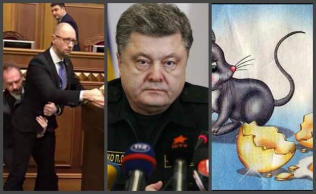 Новости Украины: ржунимагу! О мове, мате и Курочке Рябе
