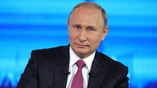 Путин предложил выплатить всем пенсионерам России по 10 тыс. рублей