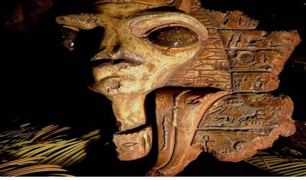 Связь наших предков с инопланетянами