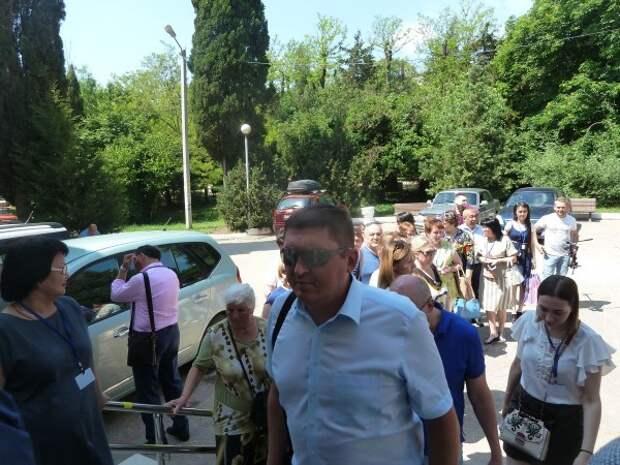 Севастопольские поликлиники посетили делегаты из регионов России и Казахстана
