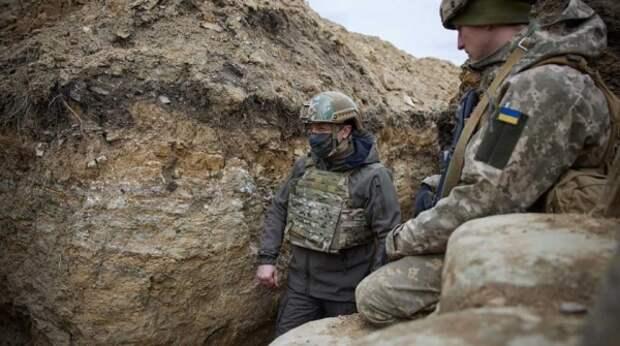 На Украине объяснили наращивание Россией войск у границ шантажом Путина