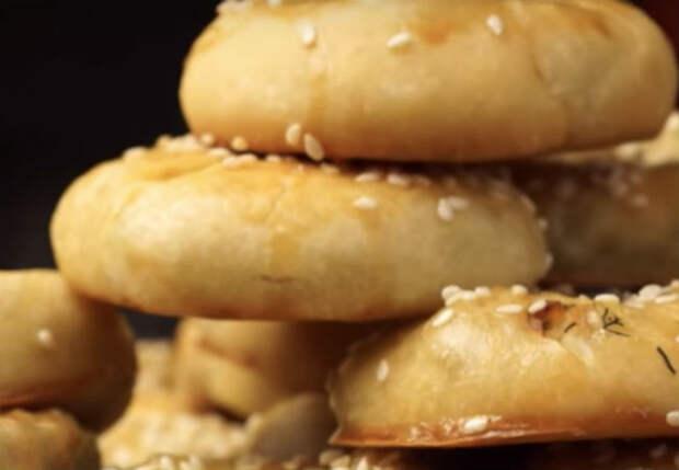 Пирожки как семечки: закуска на замену хлебу