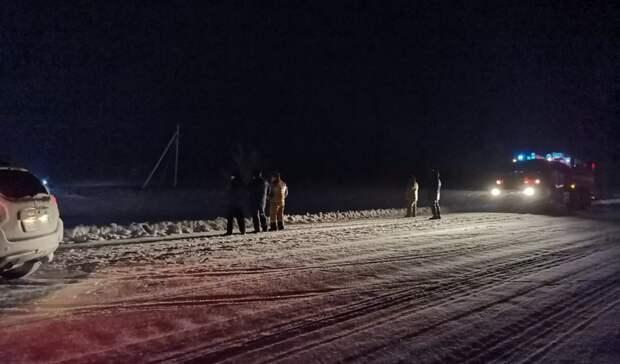 Под Новоорском несколько часов искали заблудившуюся женщину