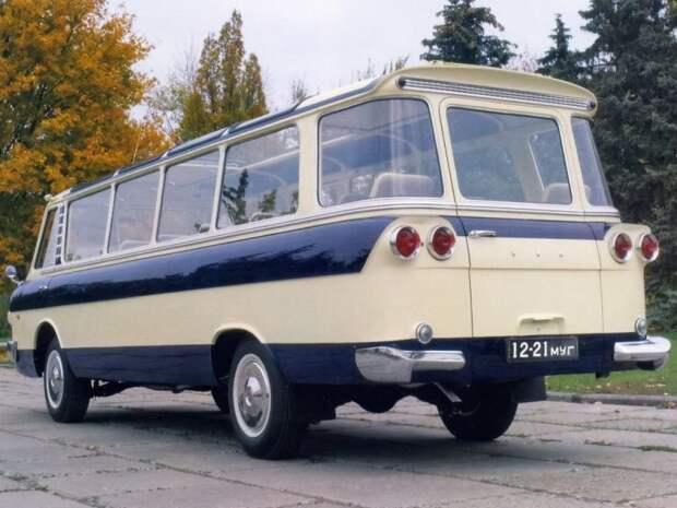 Первые варианты автобуса Юность назвались ЗиЛ-118… СССР, авто, автомобили, азлк, ваз, газ, лиаз, советские автомобили