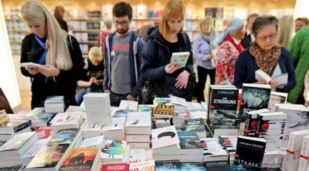 Сколько зарабатывает продавец книг в Германии?