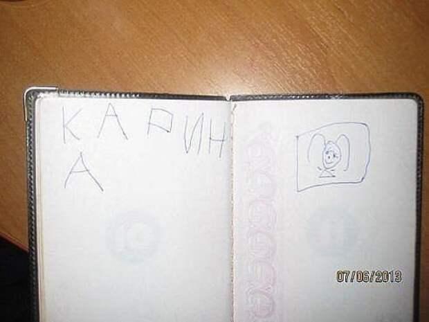 20 детских перлов в записках