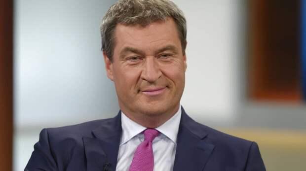 """Премьер Баварии призвал руководство ЕС как можно скорее одобрить """"Спутник V"""""""