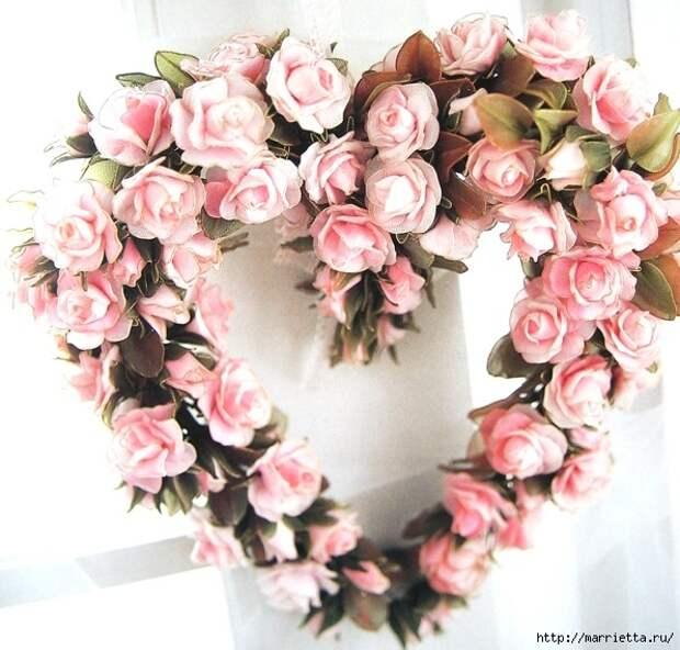 Розы из капрона. Красивые идеи и мастер-класс (40) (596x570, 242Kb)